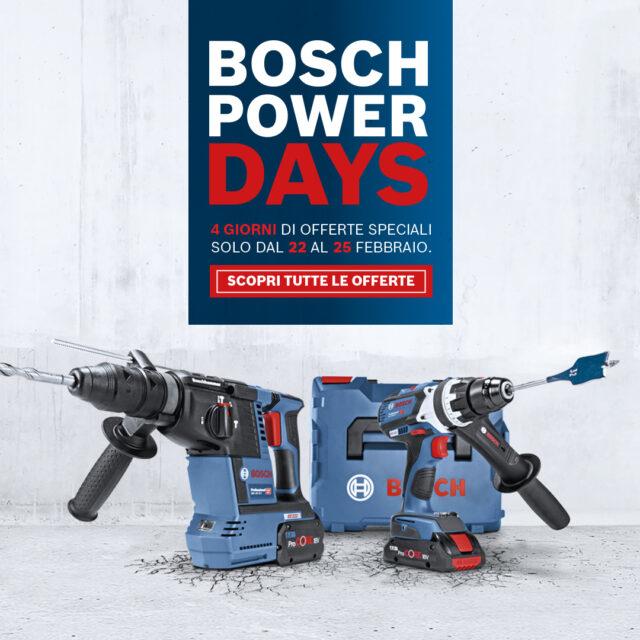 Promo Bosch